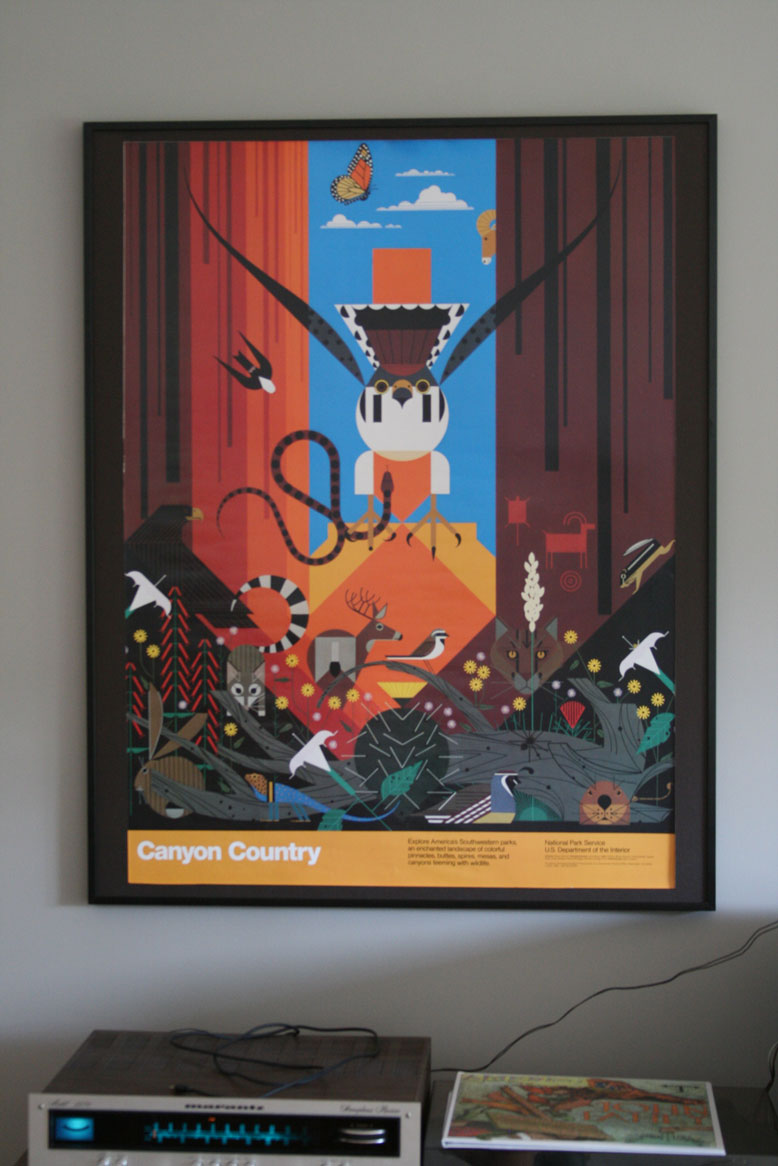 Framing Large & Obscure Posters