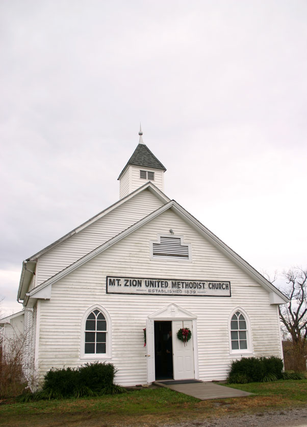 Mt. Zion Methodist Church