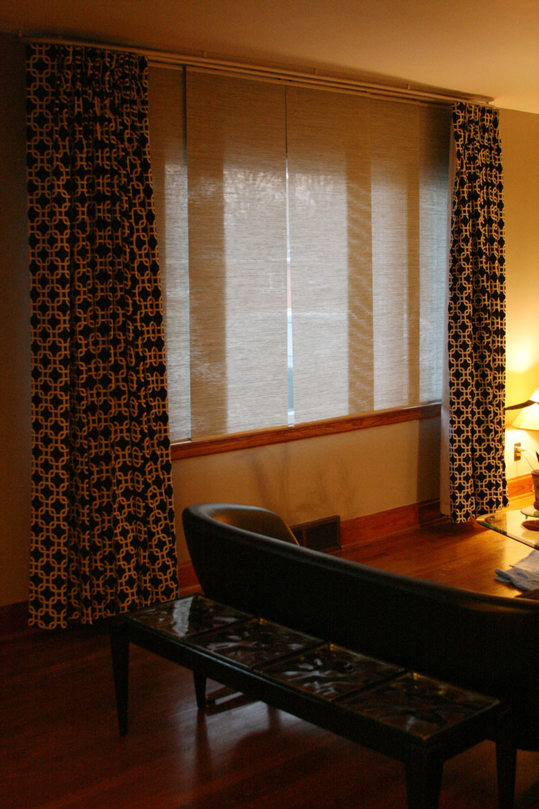 tutorial ikea kvartal curtain system. Black Bedroom Furniture Sets. Home Design Ideas