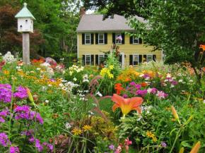 Turning the Lawn into aGarden